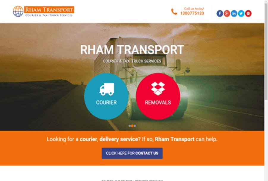 Rham Transport,Indian Courier -Services in Melbourne, Australia